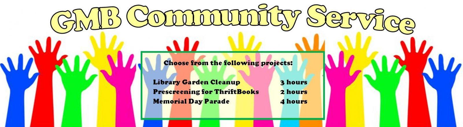 GMB Community Service